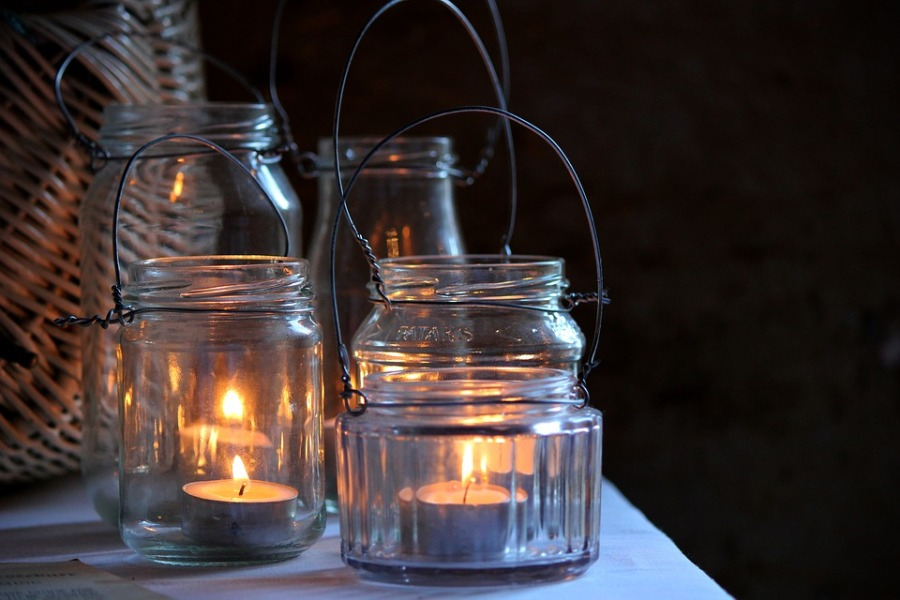3 incredible ideas to use Mason Jars